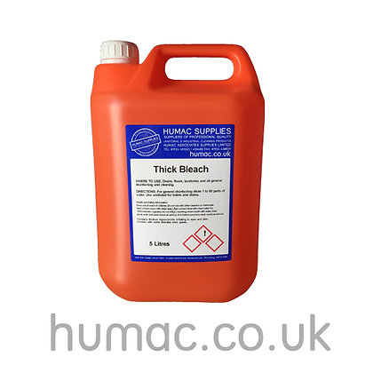 THICK BLEACH - 10L - OLS