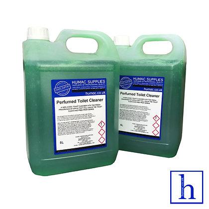 10L - PERFUMED TOILET BOWL CLEANER (DUCK) - 10 LITRES - OLS