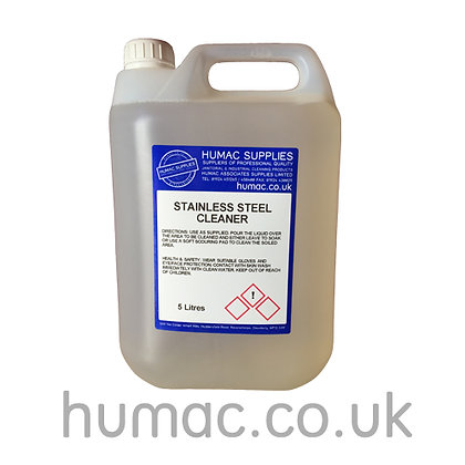 5L - STAINLESS STEEL CLEANER (5 Litres) - OLS