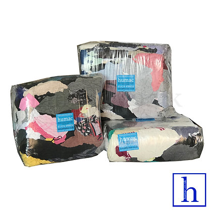 30KG Colour T Shirt - WIPING CLOTH RAGS - OLS