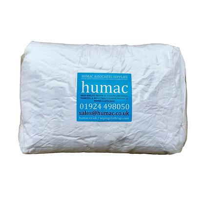 White Lint Free Sheeting - 1kg  - OLS