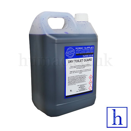 5L - BLUE TOILET TANK FLUID - PORTABLE TOILET CHEMICAL (5LB)  - OLS
