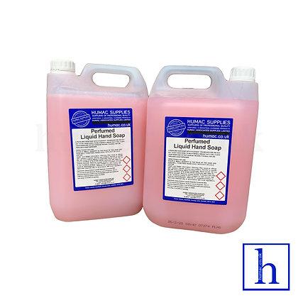 Perfumed Pearlised Hand Soap (10L)- OLS