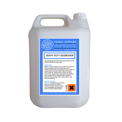 10L - Heavy Duty Degreaser - GREASER REMOVER (10 Litres) - OLS