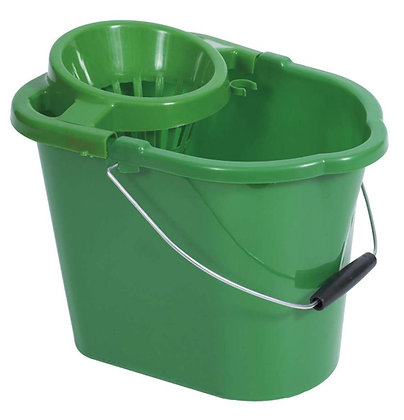 MOP BUCKET - GREEN  - OLS