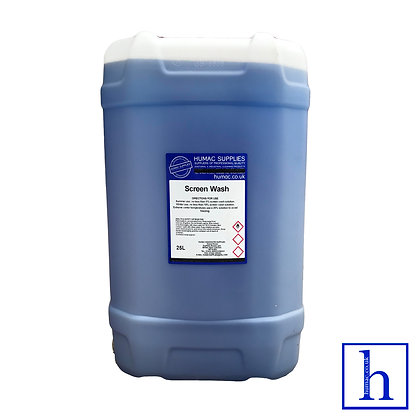 25L - ALL SEASON SCREEN WASH 25 Litres  - OLS