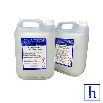 10L - Bactericidal Hand Soap (2X5L) - OLS