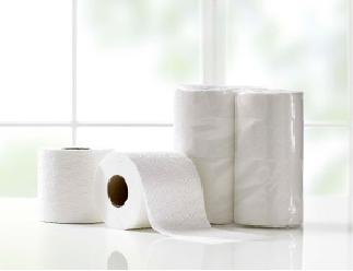ULTRASOFT TOILET ROLL 320 SHEETS 2 PLY 80 ROLLS - OLS