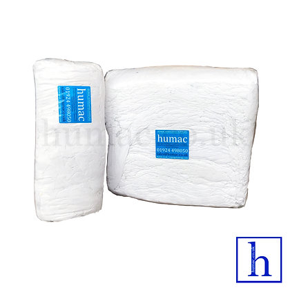 20KG WHITE WIPER - WIPING CLOTH RAGS - OLS