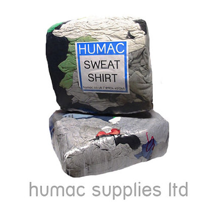 20KG SWEATSHIRT - WIPING CLOTH RAGS  - OLS