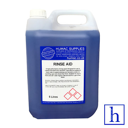 5L - RINSE AID CLEANER DISHWASHER 5 LITRES - OLS