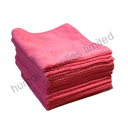 Micro Fiber Cloths RED (10 PACK) - OLS