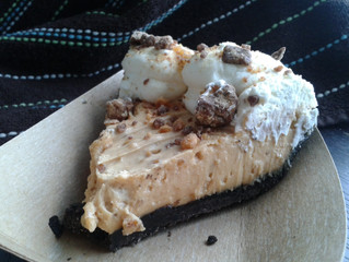 My Eyes Have Seen the Glory of The Peanut Butter Pie! featuring Pie Corps and Blue Stove