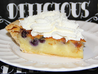 Guest Pie of the Month: Pancake Batter Pie at Dangerously Delicious Pies