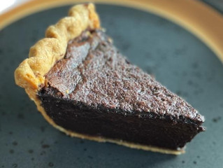 Guest Pie: Chocolate Chess Pie from Proper Pie Company