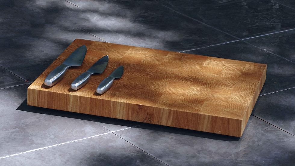 English Oak 460 x 350 x 40mm