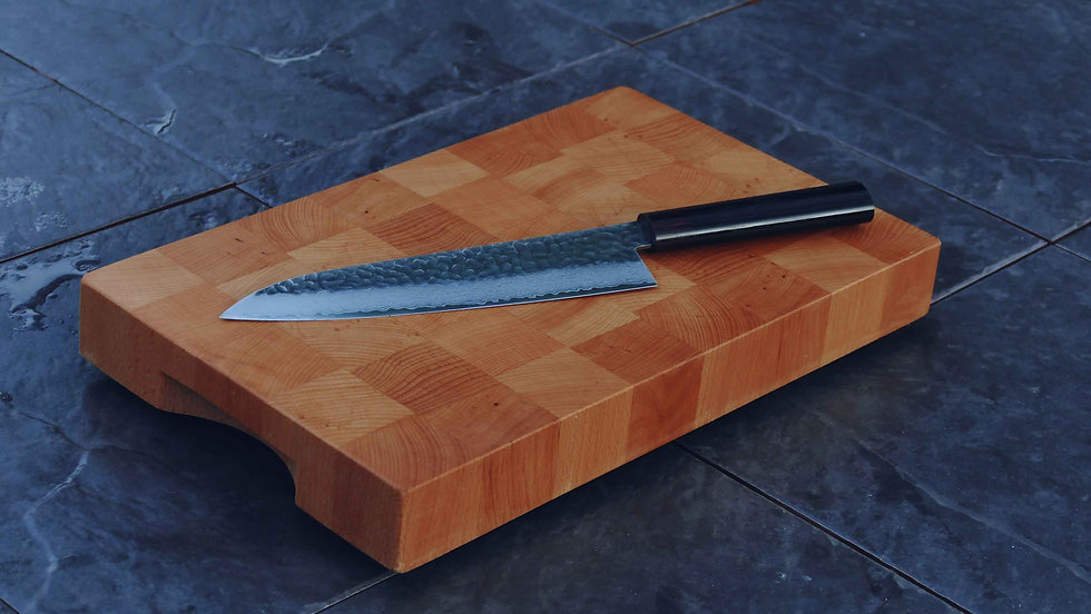 Beech End Grain Chopping Board