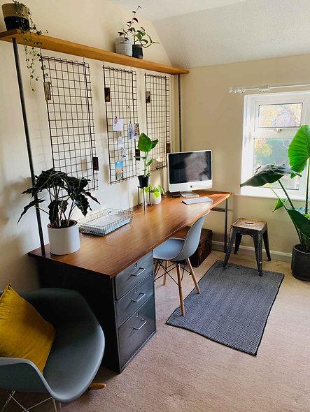 Iroko Desk