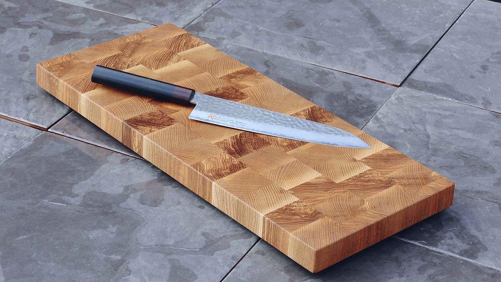 English Oak 500 x 210 x 30mm