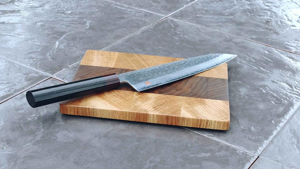 Stripy Chopping Board