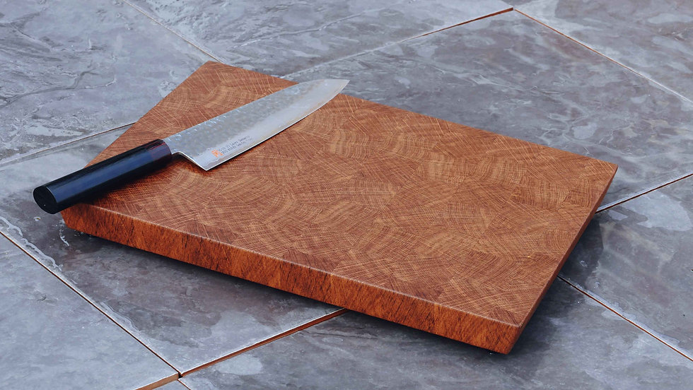 Made to Order Brown Oak