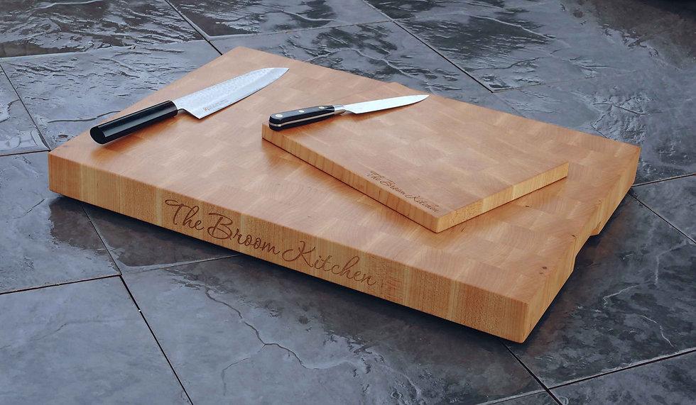 Chopping Board Engraving