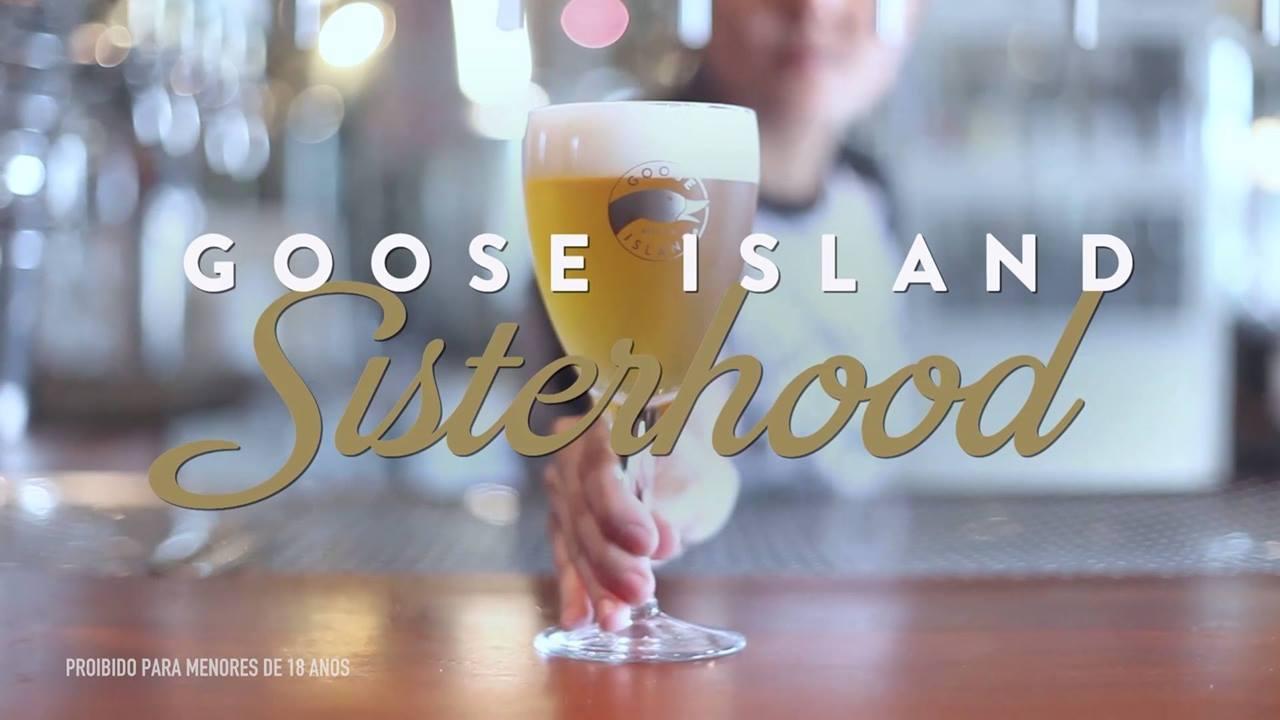 Goose Island Sisterhood – Lançamento Cerveja Helô