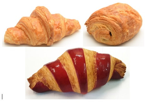 Classic Pastries Assortment 6pc - Ready to Bake