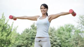 10 einfache Übungen zur Formung Ihrer Oberarme