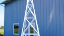 12 ft Decorative Garden Windmill