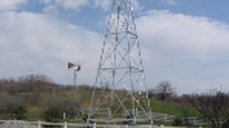 22 Ft Decorative Garden Windmill