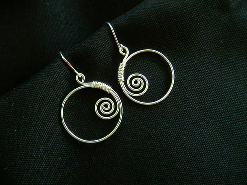grande jewellery image silver handcrafted product sterling products natural earrings stone