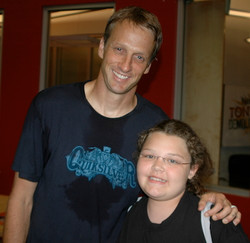 Tony Hawk with Jsessica E during San Diego Session.JPG