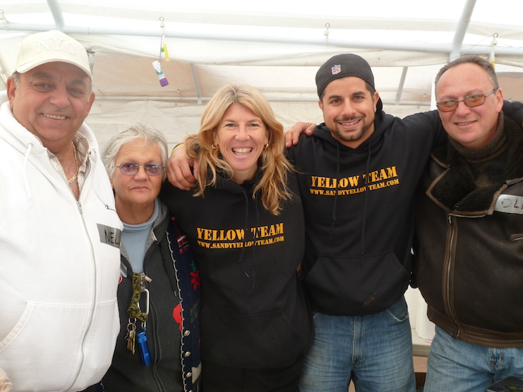 Amazing Staten Island New Friends after Hurricane Sandy.JPG