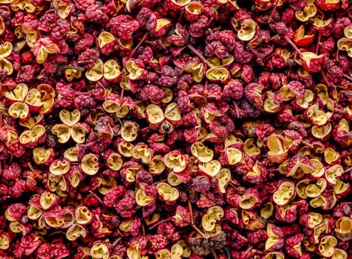 AmazingSichuan Peppercorns