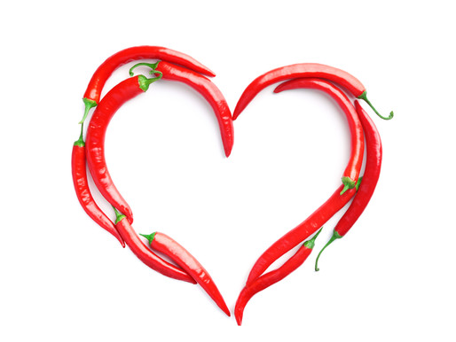 The Hot Power Of Chillies