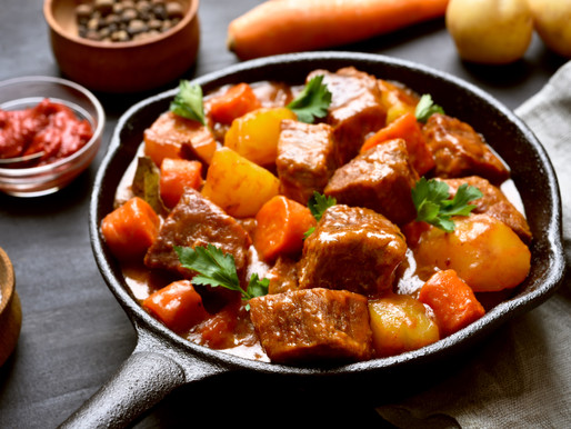 Homely Beef Stew