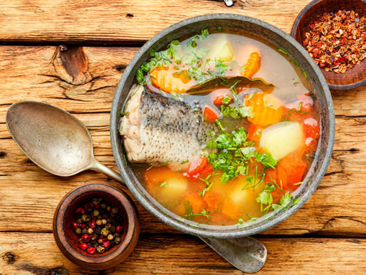 Traditional Fish Soup