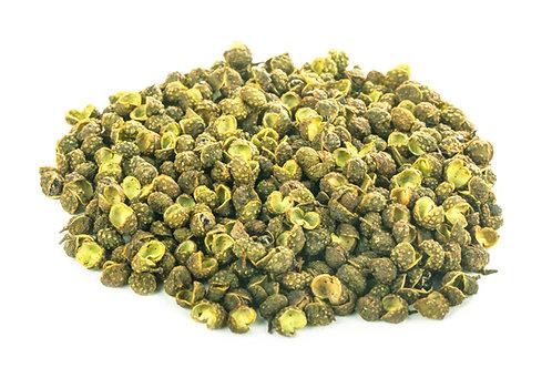 Green Sichuan Peppercorns