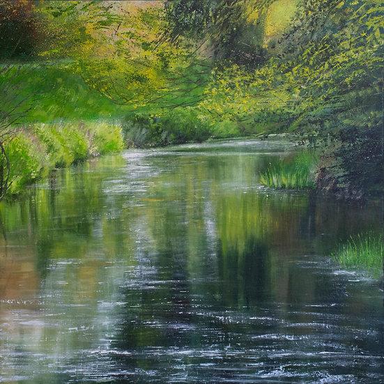 Spring Riverbend
