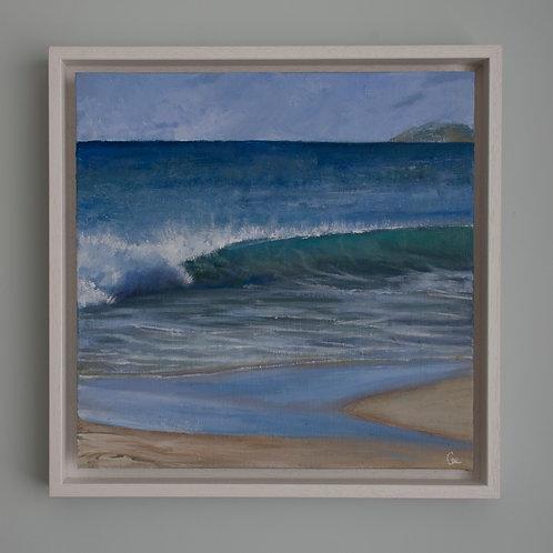 Waves on Sennen