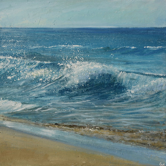 Into the Waves, Sennen