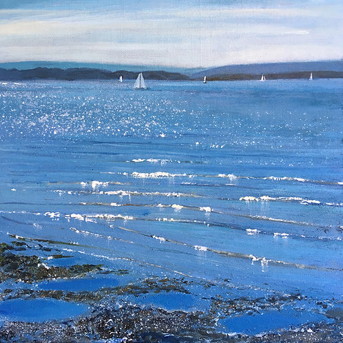 Light Breeze, Solent