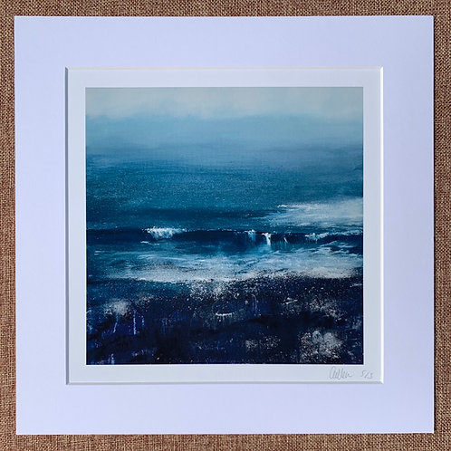 Cape Cornwall, limited Edition Print