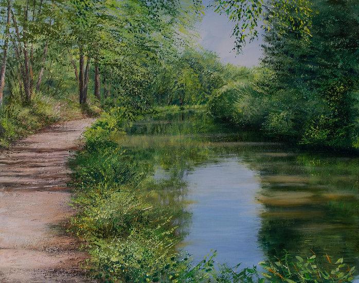 Canal Walk, Summer