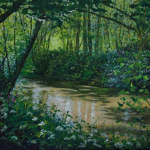 Spring Scent, River Mole