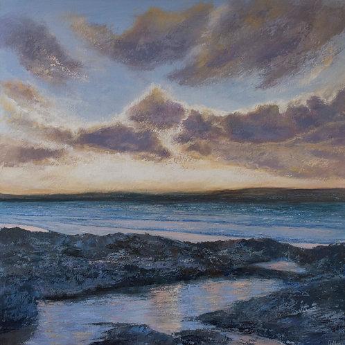 Dusk Sky, Gwithian