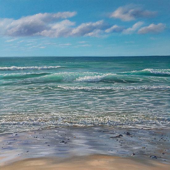 Dusk Surf, Gwithian