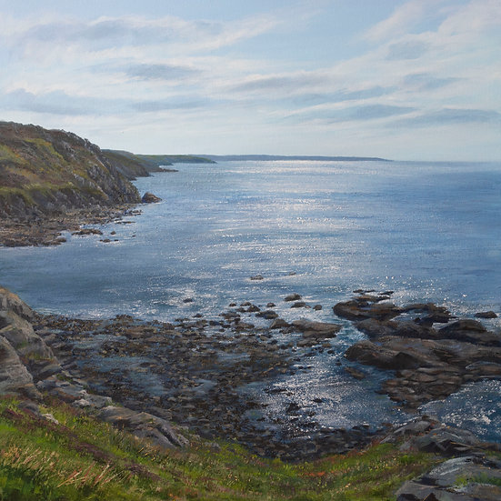 Sea Shine, Cape Cornwall