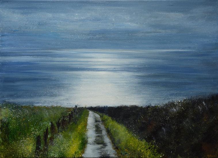 Down to the Sparkling Sea, Devon